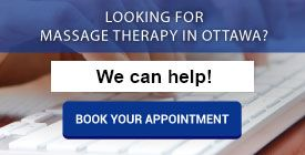 Looking for massage therapy in Ottawa? - We can help! Book Your Appointment