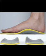Flexible Arch Support